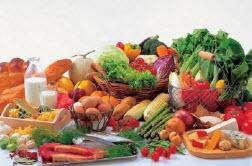 Овощи, фрукты, злаки