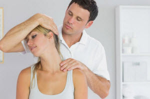 Лечение хондроза шеи