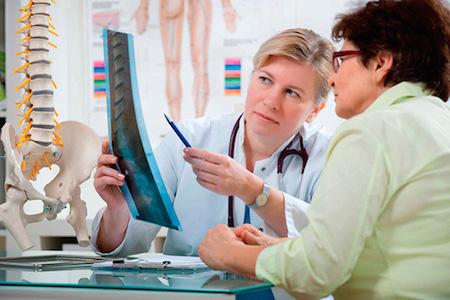 сенильный остеопороз