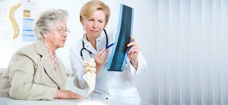остеопороз и доктор