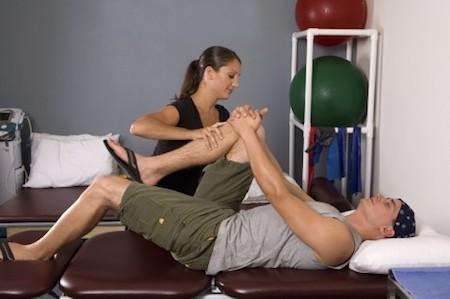 физическая реабилитация