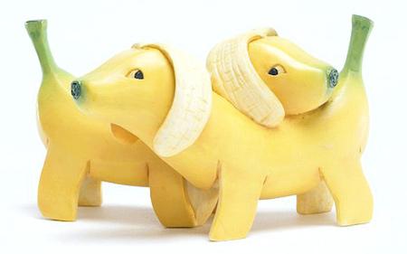 банан для качка