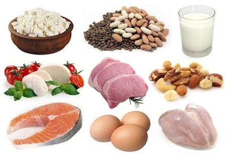 польза белков