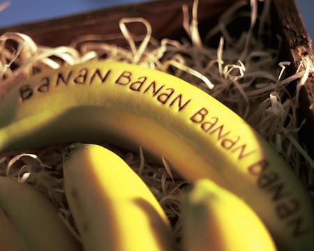 банан-идеальный перекус
