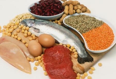 Поговорим о питании: мяса меньше, рыбы больше