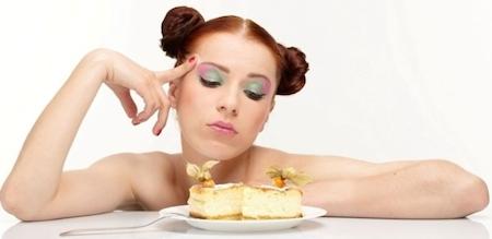 лишний кусочек торта
