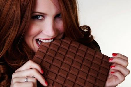 отказываемся от шоколада