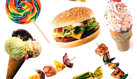 вредная еда
