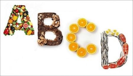 витамины разнообразие