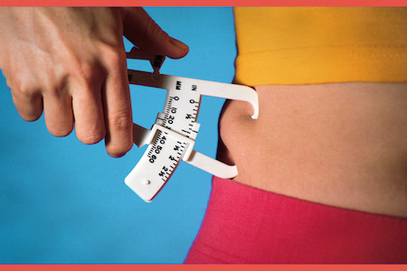 измерение кожной складки